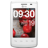 Lg Optimus L1 Ii E410 - Android 4.1, 3g, 2mp, 4gb De Vitrine