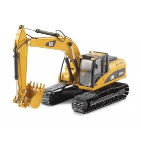 Caterpillar / 323d Hydraulic Excavator / Escala 1:50 / Metal