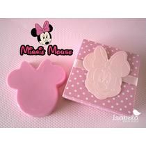 Invitación Recuerdo Mickey Mimi Minnimouse Cajita Cumpleaños