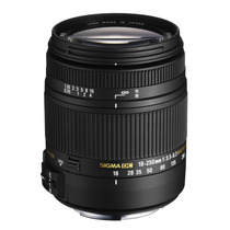 Lente Sigma 18-250mm F3.5-6.3 Para Nikon Envio Gratis