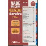 Vade Mecum Compacto - Saraiva - 3ª Edição - 2010 - Promoção