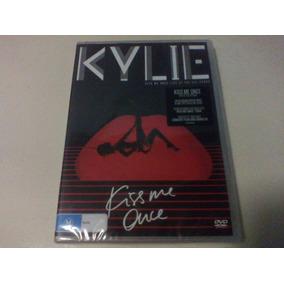 Kylie Minogue - Kiss Me Once Live [2cd+dvd] Madonna