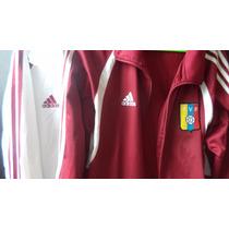 Chaqueta Futbol Adidas Venezuela Vinotinto Caracas Fc Remate