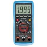 Multímetro Digital Autorrango Capacimetro Temp Esun Em420b