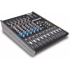 Mesa De Som Mixer Profissional Alto Live 802 Usb - Hendrix