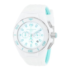 Reloj Technomarine Tm Blanco