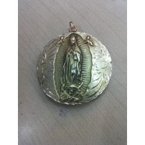 Medalla Oro De 10 Kilates Sagrado Corazon De Jesus