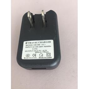 Mincargador Portatil Sm 088 Input Ac100-240v 50/60 Hz 0.5 A