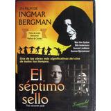 Dvd. El Séptimo Sello. Ingmar Bergman