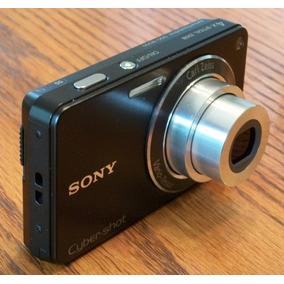 Sony Cyber-shot Dsc-w350 Com Cartão De Memória 4g Frete Grat