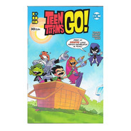 Teen Titans Go! #30 - Ed. Kodomo - Estilo Cartoon Network