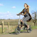 Bicicleta Electrica By Panasonic Airwheel R3 Plegable - Lima