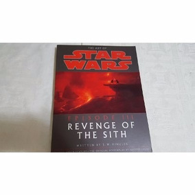 Star Wars Libro: Arte Del Episodio Iii Revenge Of The Sith