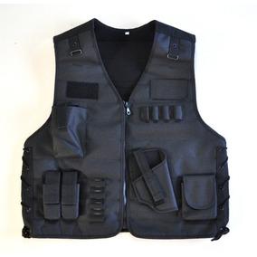 Chaleco Táctico Policial- Chaleco Tipo Swat- Envío Gratis!!