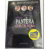 Box : A Pantera Cor-de-rosa - 5 Filmes - Original - 6 Dvd