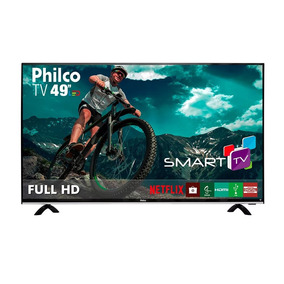 Smart Tv 49 Polegadas Philco Full Hd Ptv49e68dswn Wi-fi Hdmi