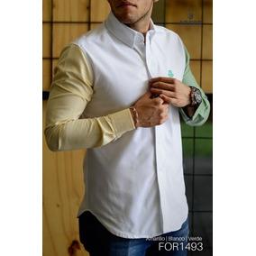 Camisa Fortrop Formentera Color Blanco