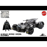 Batimóvil Liga De La Justicia. Escala 1.10