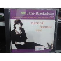 Cd - Jane Blackstone - Natural Habitat Nyc