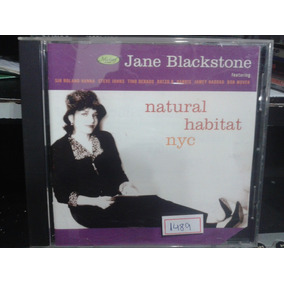 Cd - Jane Blackstone - Natural Habitat Nyc