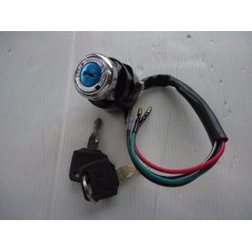 Chave De Ignição Cg 125 76 A 82 Bolinha Modelo Original