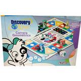 Doki Juego Carrera Geometrica Discovery Kids Toyco