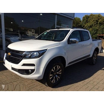 Gm S-10 Ltz 2.5 4cc Flex 4x2 Manual Cab.dupla 0km 2017