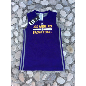 Jersey Los Angeles Lakers Doble Vista Infantil 2015 adidas