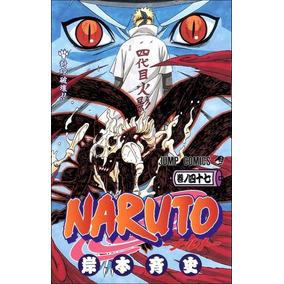 Mangás Naruto - Vários Volumes - Panini