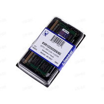 Memoria Kingston Sodimm Note Ddr3 8gb 1333 Kvr1333d3s9/8g