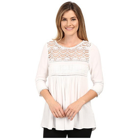 Shirts And Bolsa Karen Kane Crochet 88210