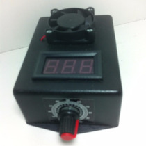 Pwm 30 Amps Com Amperimetro Digital Pwm E 12 V - 30 Amp
