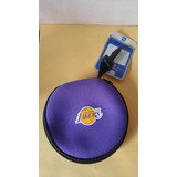 Porta Discos Los Angeles Lakers Basketball Nba Cd Dvd Bluray