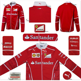 Chamarra Softshell Puma Ferrari F1 Vettel Raikkonen 2017