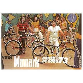 Catalogos Monark 1968, 73, 74, 78, 80, 82, 84, 86 E 1987