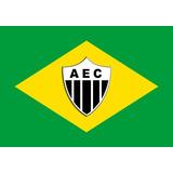 Bandeira Do Araxá - Minas Gerais + Bandeira Do Brasil