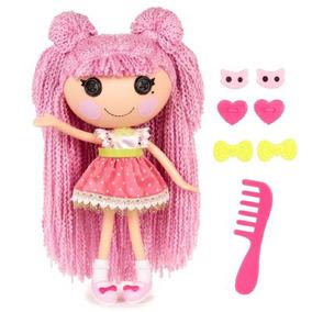 Boneca Lalaloopsy Hair Jewel Sparkles 2796 Buba