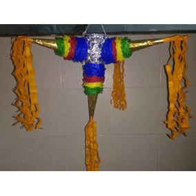 Piñata De Barro Navideñas Varios Colores