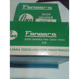 Grapas Fanagra De Tapiceria De 9 Mm. 3/8