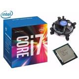 Intel Core I7 Septima Generacion 7700 4.20 Ghz, Lga 1151, Bo