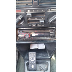 Stereo Sony Xplod Cdx-gt330 Mp3 Cd Aux Control