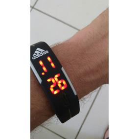 Relógio Pulseira adidas Digital Led Bracelete - Varias Cores