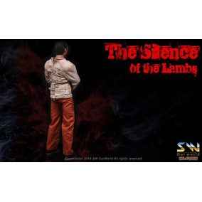 Hot Ourworld Silence Of The Lambs Hannibal Lecter 1/6 Toys