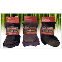 Calcetines De Cobre Y Bamboo Para Diabéticos
