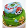 Torta Cumpleaños Infantiles Decoradas Patrulla Canina Paw