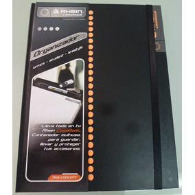 Carpeta Ejecutiva Papel Bond Cuaderno
