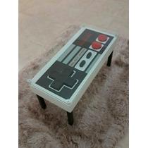 Mesa De Control Nintendo (incluye Cristal Y Envío)