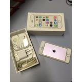 Iphone 5s 32gb Dourado/gold - O Mais Novo Do Mercado Livre