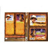 Dvd 2 Filmes Chino, O Último Pistoleiro, Original Legendados