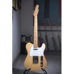 Guitarra Fender Squier Telecaster Affinity Mics Classic Vibe